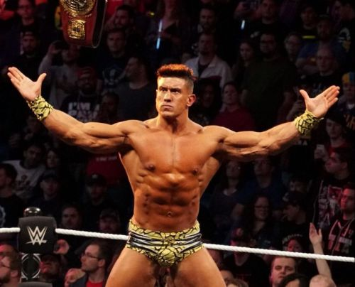 Ethan Carter III is being absolutely wasted by WWE and should move away ASAP