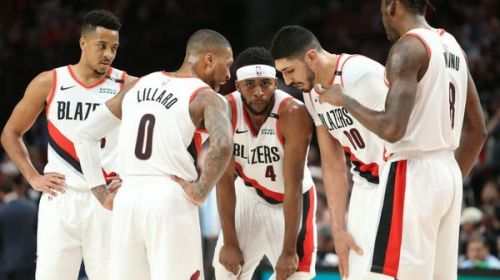 Dame and his Trail Blazers are having the postseason of their lives