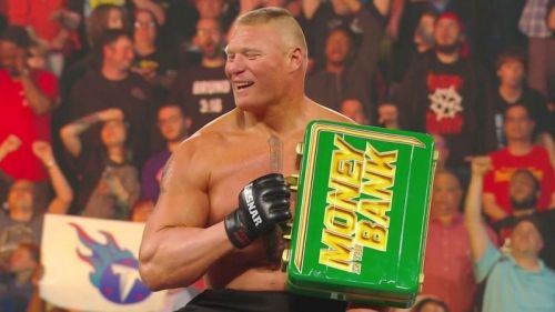 Mr. Money in the Bank 2019 - Brock Lesnar