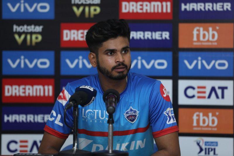 Shreyas Iyer (Image courtesy: IPL T20.Com/BCCI)