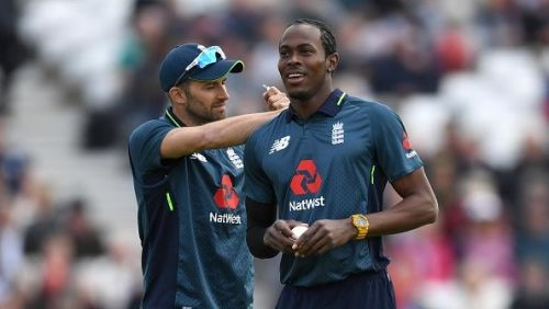 Jofra Archer and Mark Wood appear to be guaranteed selections.