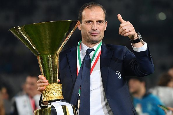 Allegri will leave Juventus at the end of the season
