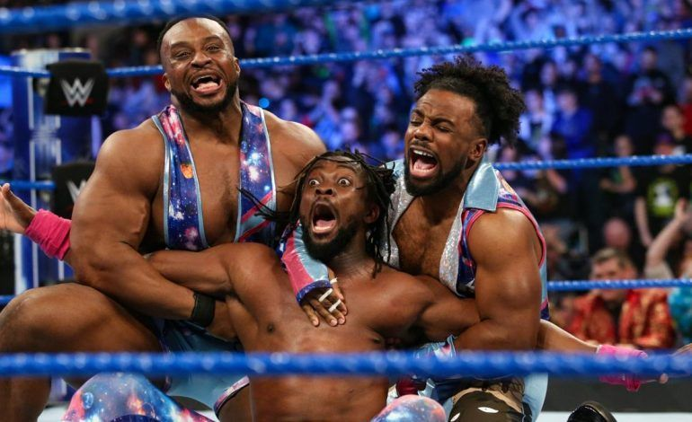 The New Day have achieved whatever there was to achieve as a three-man team