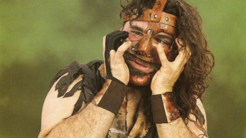 Mick Foley made a name for himself due to his hardcore wrestling style