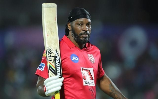 Chris Gayle proved that age is just a number this season