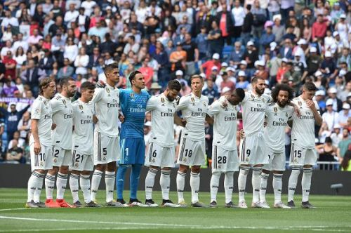 Real Madrid players underperformed this season