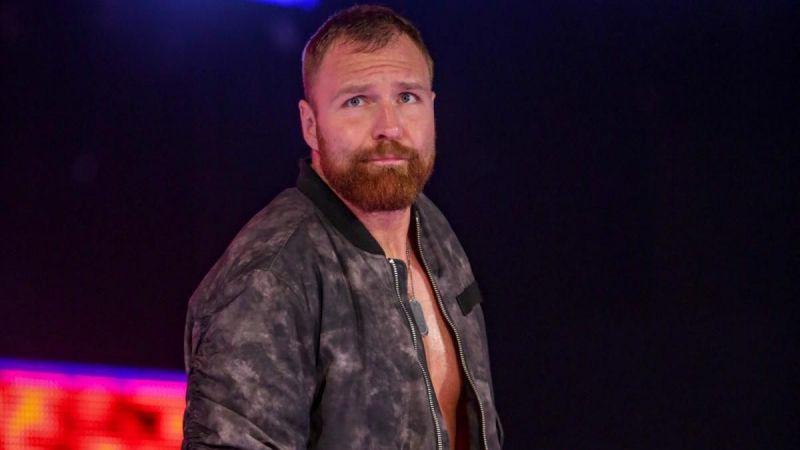 Goodbye Dean Ambrose, hello Jon Moxley!