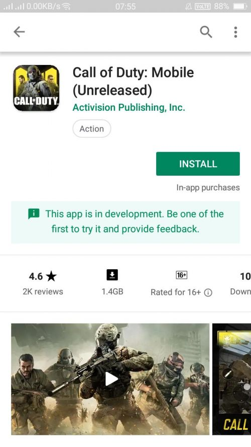 Call of Duty Mobile: Call of Duty Legends of War is Now