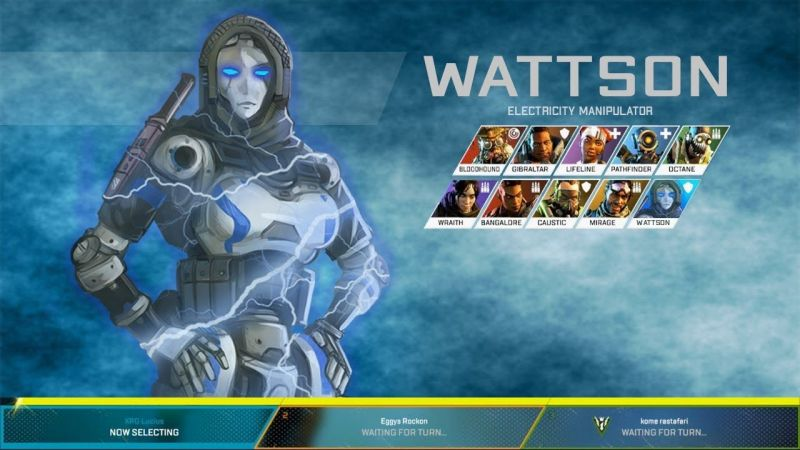 Kết quả hình ảnh cho watson apex legends