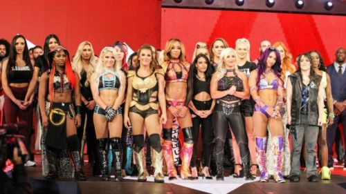 Is it time to give a mid-card title to the women's division?