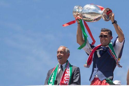Portugal Euro 2016 Victory Parade