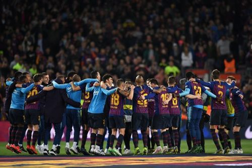 Even after being crowned the La Liga champions Barcelona can improve a lot next season.