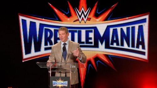 WrestleMania 35 took place at MetLife Stadium