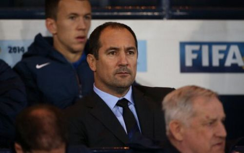 Igor Stimac will start work at the Thailand King's Cup in June