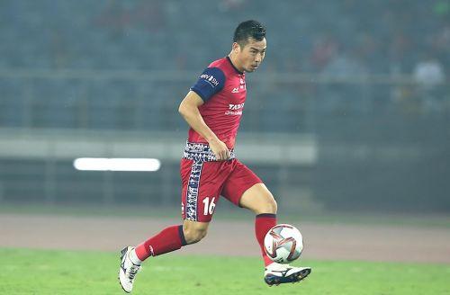 Robin Gurung of Jamshedpur FC