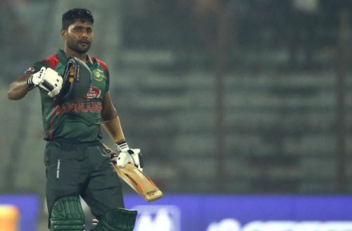 Bangladesh opener Imrul Kayes laid a solid foundation that upset the English applecart.