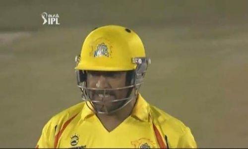 When Dhoni became Chennai's Thala !!