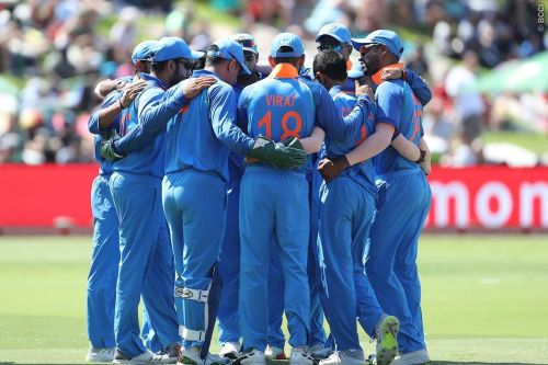 India enter the World Cup as favorites, alongside England.
