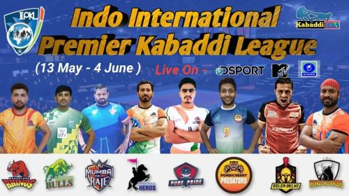 Indo International Premier Kabaddi League (IIPKL) is an uplifting step to promote Kabaddi to greater heights.