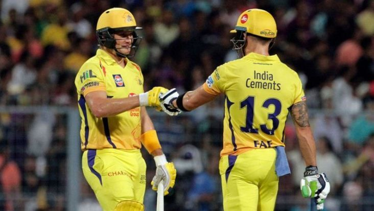 Chennai Super Kings have the lowest average opening stand.
