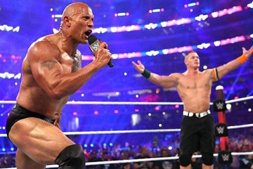 The most electrifying superstar in the history of this business!