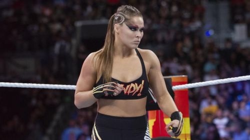 Didn't expect Ronda Rousey to say that!
