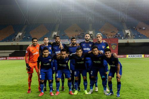 Chennaiyin edged a hard-fought game 1-0 against Abahani Dhaka