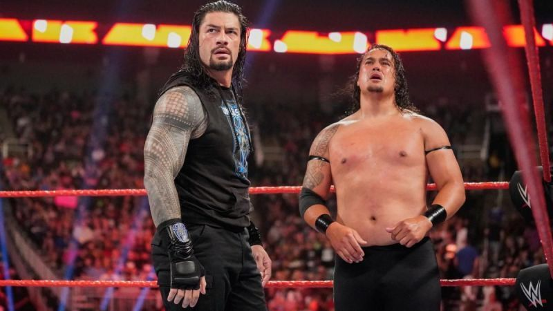 Is Roman Reigns a free agent?