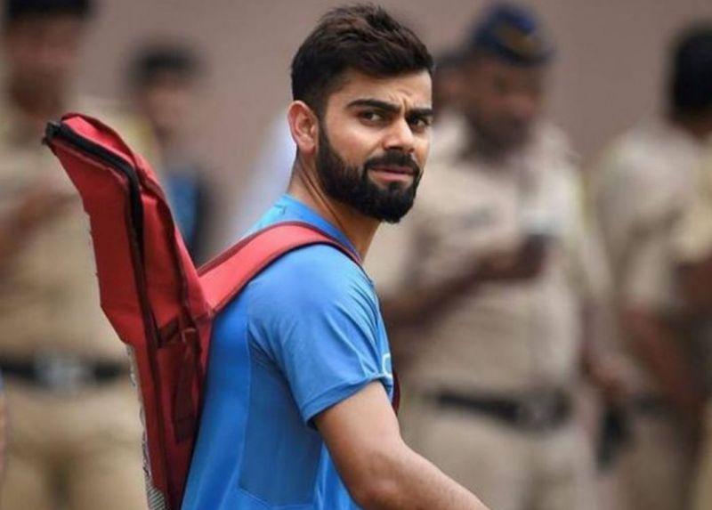 2019 world cup - Indian team captain Virat Kohli
