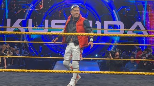 It's hard to see anything but success on the horizon for Kushida
