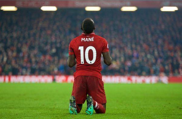 Mane is the Premier league's best bet for the Ballon d'Or