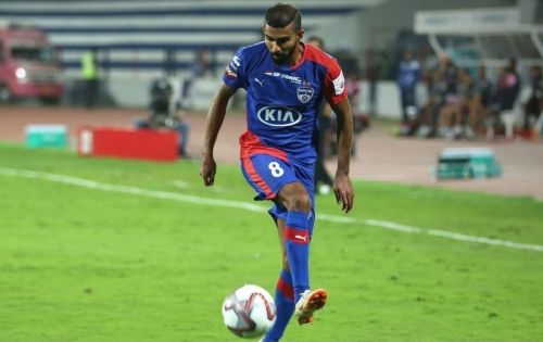 Kean Lewis will remain a Bengaluru FC player for the 2019-20 season