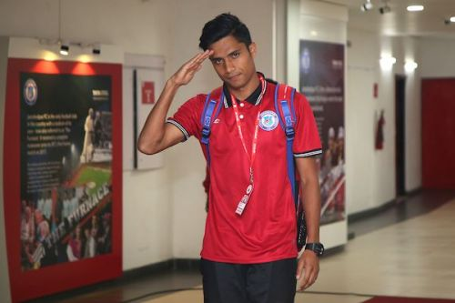Sumeet Passi was the most controversial selection at the Asian Cup