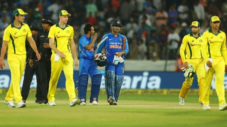 India and Australia are two serious contenders for the World Cup
