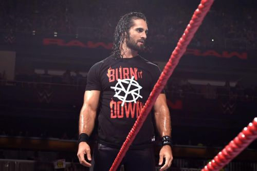 Rollins is more compelling as a heel.