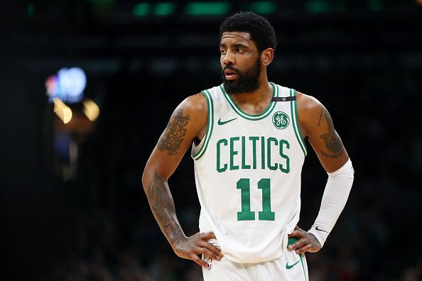 Kyrie Irving continues to be linked with the Lakers