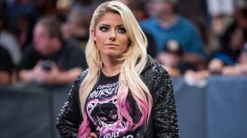 Alexa Bliss has not been medically cleared by WWE