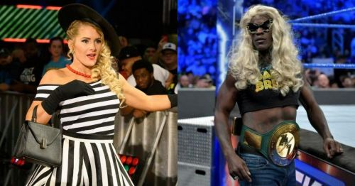 Will Lacey Evans become the next 24/7 Champion?