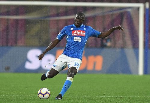 Kalidou Koulibaly may finally be on his way to Old Trafford this summer