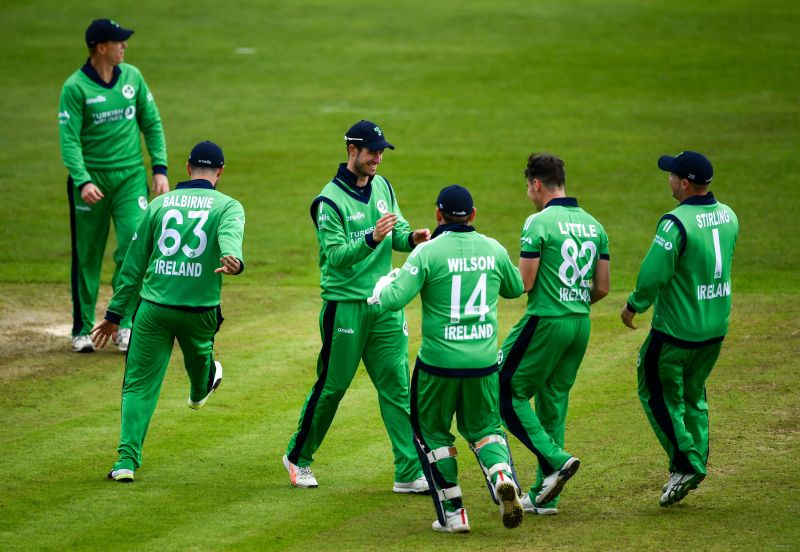Ireland played Brilliantly today.
