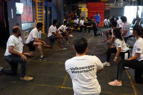 Pre-Season Fitness Camp