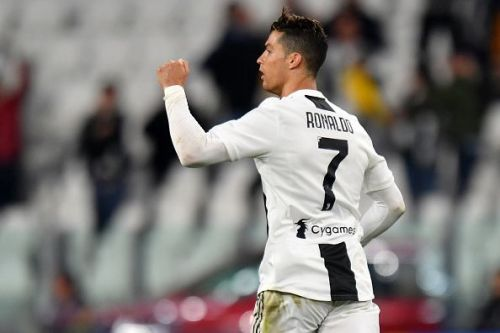 Ronaldo had a mixed debut season at Juventus