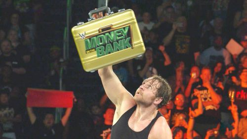 Dean Ambrose won the WWE Championship back in 2016 by attacking Seth Rollins