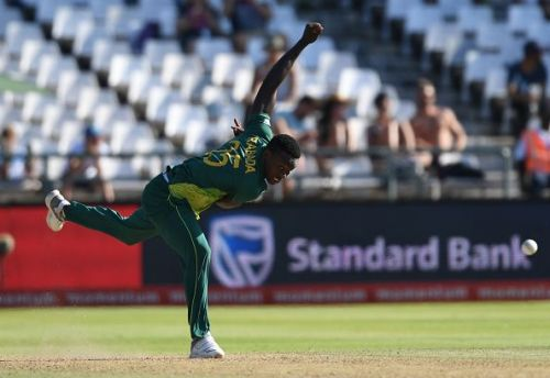 Kagiso Rabada is one of many South Africans coming to the World Cup with an injury cloud