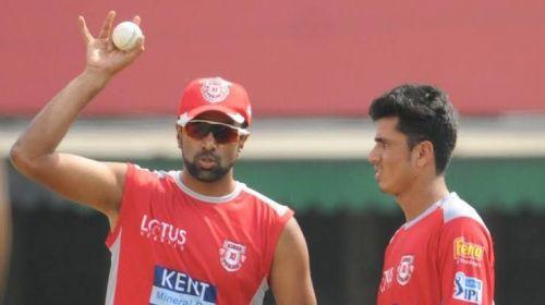 Ashwin & Mujeeb
