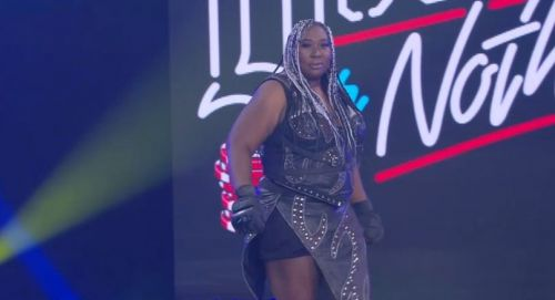 Awesome Kong was a great surprise for the Vegas fans