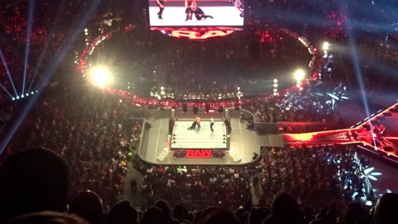 Monday Night Raw had a combustible feel to it tonight!