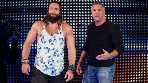 Shane won't be happy with Elias' loss