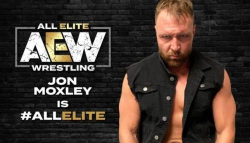 Jon Moxley Means Business