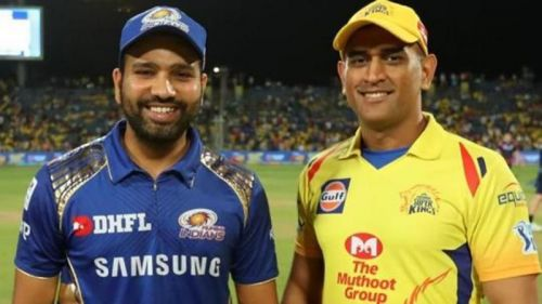 MSD's CSK take on Rohit Sharma's MI in the finals (Picture Courtesy: BCCI/ IPLT20.com)